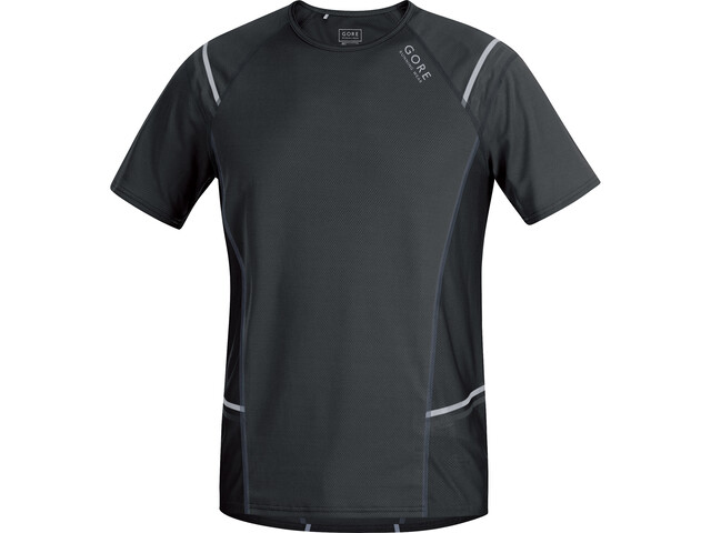 GORE RUNNING WEAR Mythos 6.0 Shirt Men black/graphite grey